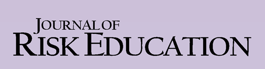 Journal of Risk Education Logo